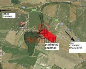 Pozemok pre investora v priemyselnom parku, VIS v blízkosti