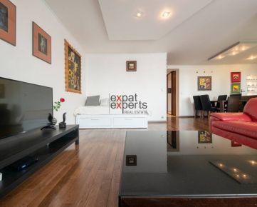 5-izb. byt, Martinengova, Horský Park (po spojení dvoch bytov), 127 m2